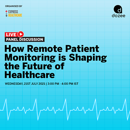 How remote patient monitoring is shaping the future of healthcare