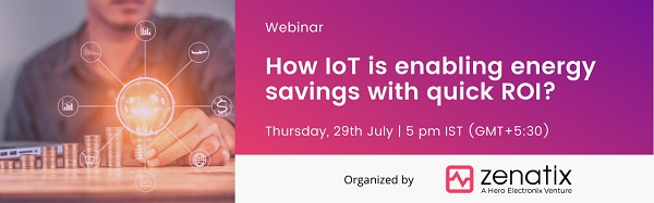 How IoT is enabling energy savings with quick ROI?