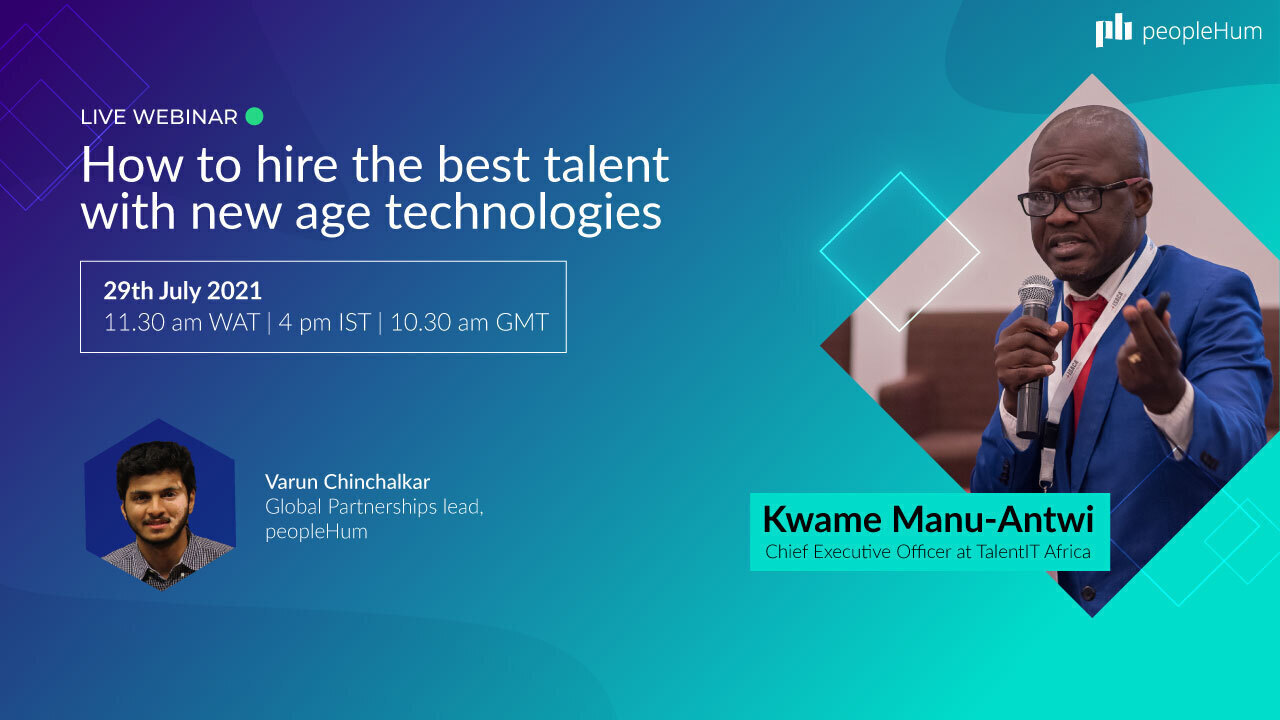 How to hire the best talent with new age technologies