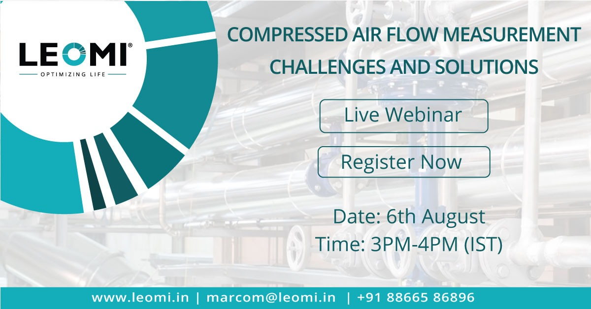 Compressed Air Flow Measurement Challenges And Solutions