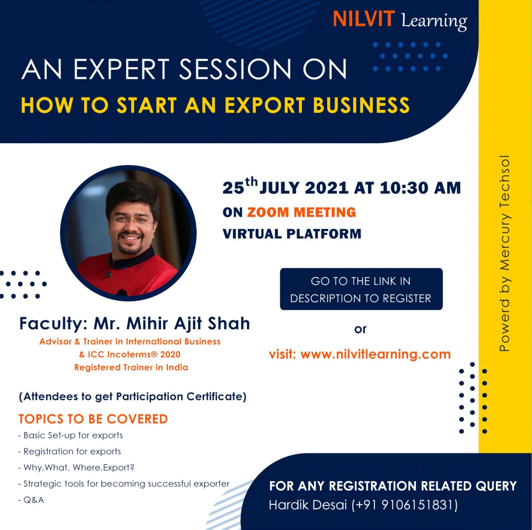 How To Start an Export Business!