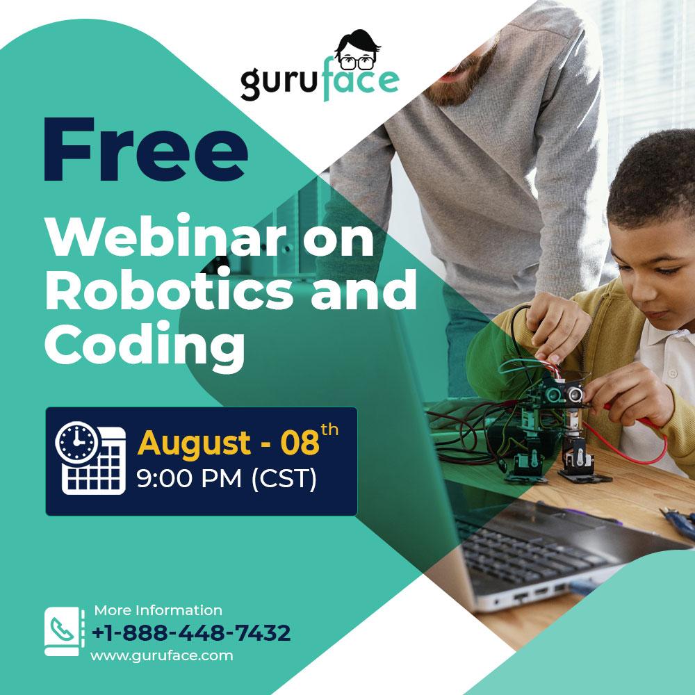 FREE Webinar on Robotics and Coding