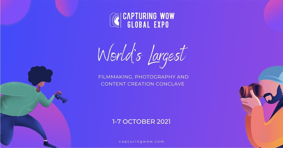 Capturing WOW Global Expo