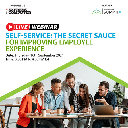 Self-service: The secret sauce for improving employee experience