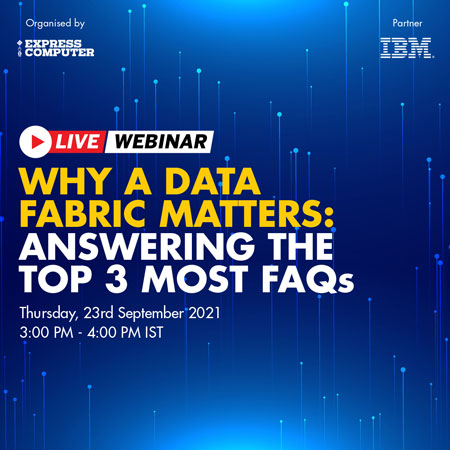 Why a Data Fabric matters: Answering the top 3 most FAQs