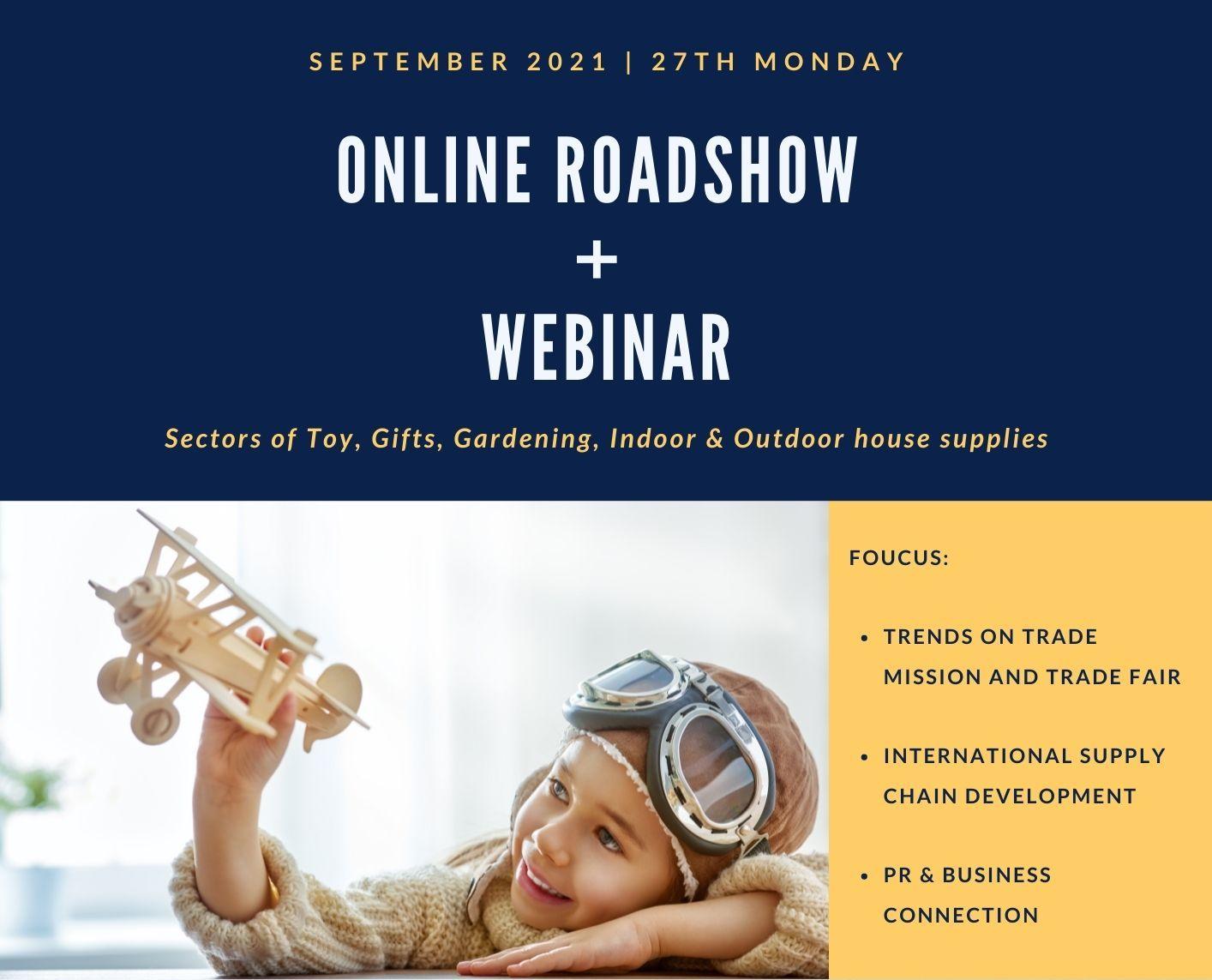 Trends: International Trade Fair / Trade Mission & International Sales Channel Establishment