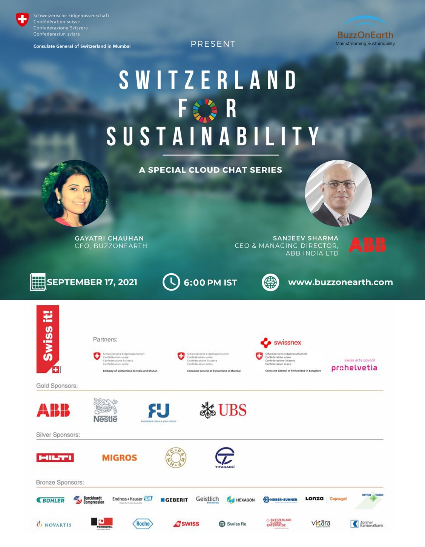Switzerland for Sustainability