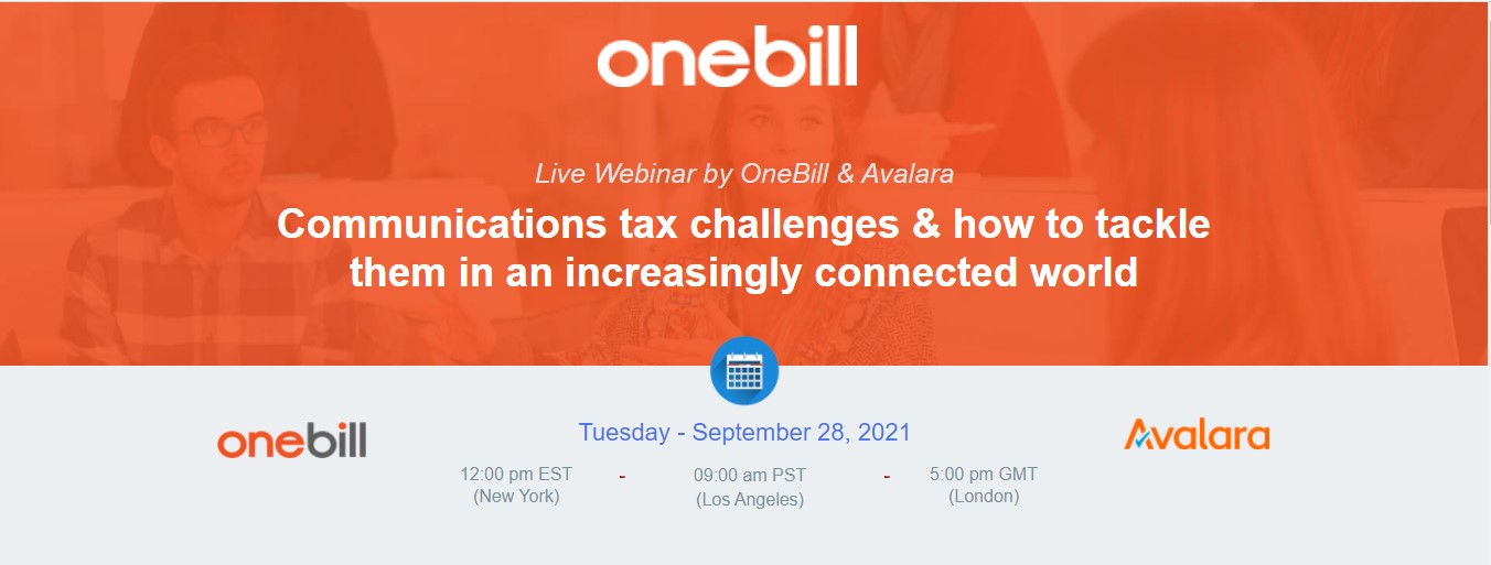 Communications tax challenges & how to tackle them in an increasingly connected world