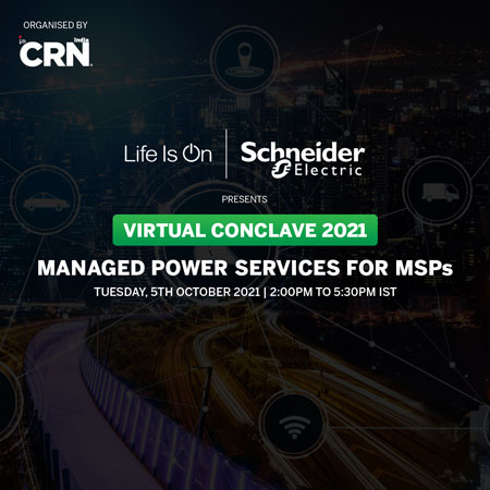 Virtual Conclave 2021: Managed Power Services for MSPs