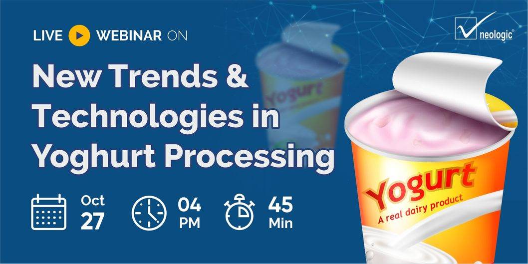 New Trends and Technologies in Yoghurt Processing