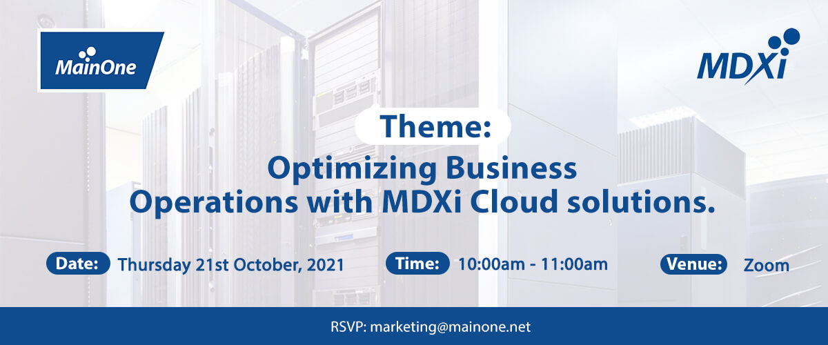 Optimizing Business Operations with MDXi Cloud Solutions