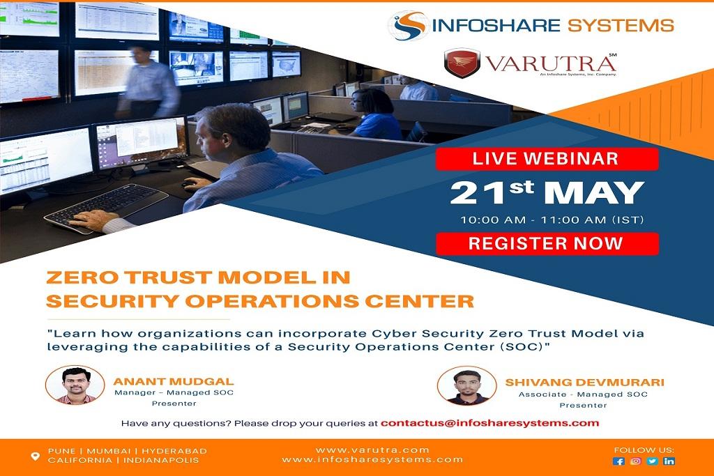 Zero Trust Model in Security Operations Center