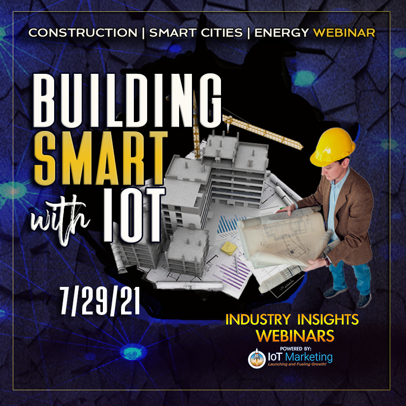 Building Smart with IoT
